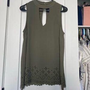 Bobeau Cutout blouse